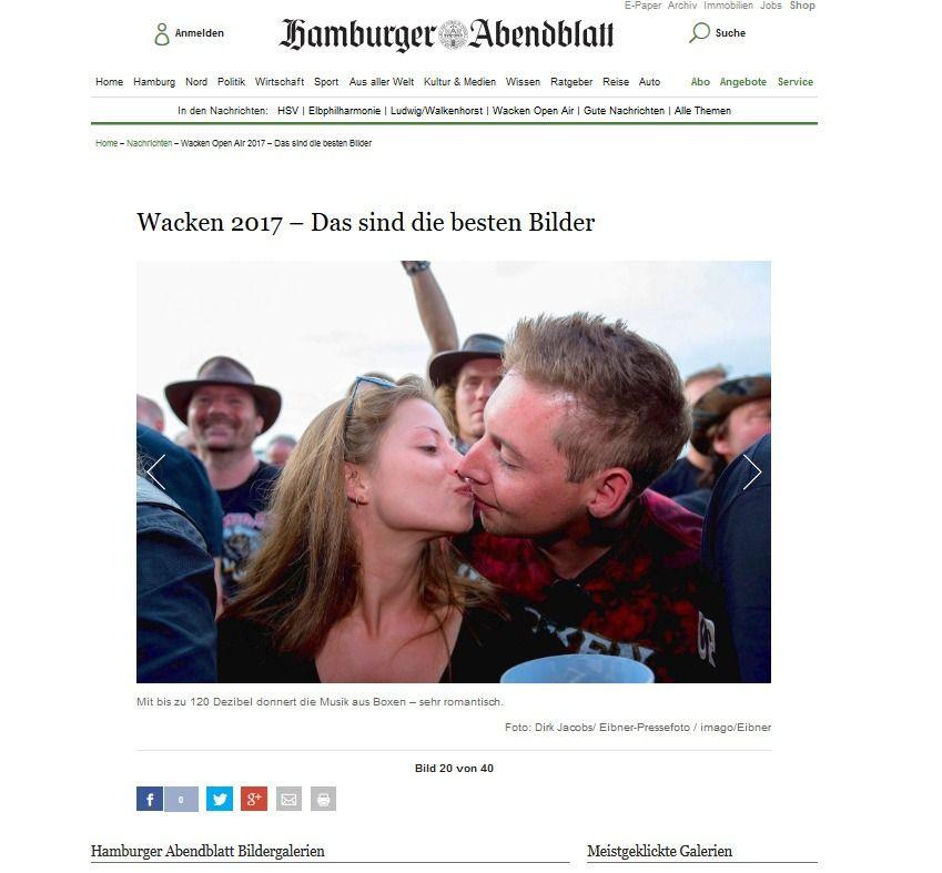 Wacken Open Air 2017 – Das sind die besten Bilder Aktuelle Nachrichten Hamburger Abendblatt(9)